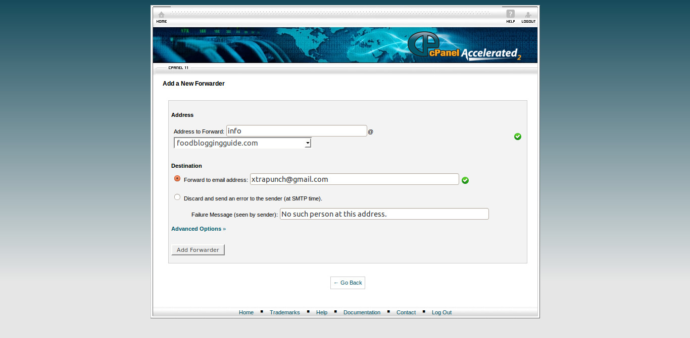 Email-Forwarder-cPanel-Hostgator-2