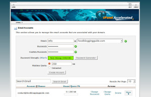 How to create and use your own branded email address in Hostgator?