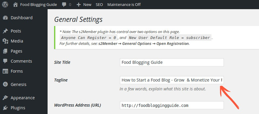 WP-General-Settings-WordPress